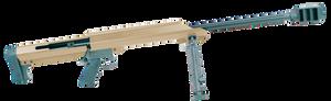 Barrett- 13272 M99  416 Barrett 32 FDE Cerakote/Black Fixed Flat Dark Earth Stock