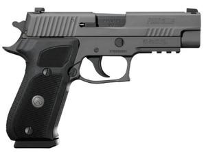 Sig Sauer 220RM45LEGION P220- Full Size Legion 45 ACP 5 8+1 Gray PVD