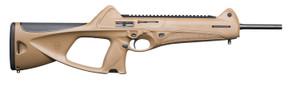"Beretta USA JX4922105 Cx4 Storm 9mm Luger 16.60"" 10+1 Flat Dark Earth Flat Dark Earth Fixed Thumbhole Stock Flat Dark Earth Polymer Grip Right Hand"