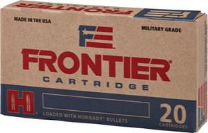 Frontier Cartridge FR140 Rifle 223 Rem 55 gr Hollow Point Match 20 Bx/ 25 Cs