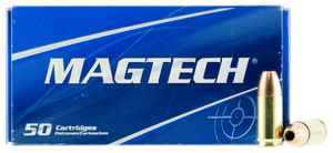Magtech 357D  Range/Training  357 Mag 158 GR Full Metal Jacket Flat Point (FMJFP) 50 Bx/ 20 Cs