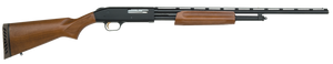 Mossberg  50104 500 All Purpose Field 410 Gauge 24 5+1 3 Blued Wood Right Hand