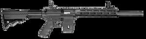 Smith & Wesson 11507  M&P15-22 Sport Semi-Automatic 22 LR 18 10+1 Black Fixed Vltor Synthetic Stock Black Aluminum Receiver