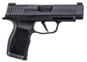 "Sig Sauer 365XL9BXR310 P365 XL Optic Ready 9mm Luger 3.70"" 10+1 Black Nitron Stainless Steel, Black Polymer Grip"