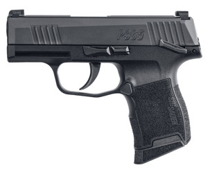 "Sig Sauer 3659BXR3MSMA P365 *MA  Compliant 9mm Luger 3.10"" 10+1 Black Black Polymer Grip"