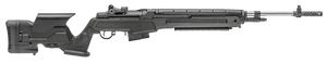 Springfield Armory  MA9826C65 M1A Loaded Semi-Automatic 6.5 Creedmoor 22 SS 10+1 Black Adjustable Precision Synthetic Stock Black Steel Receiver