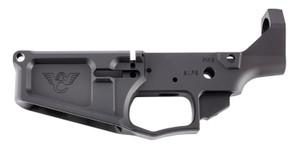 Wilson Combat TRLOWERBIL10ANO WC-10 Billet Receiver AR-10 Rifle Black Hardcoat Anodized