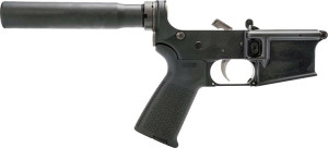 ANDERSON COMPLETE AR-15 PISTOL LOWER RECEIVER DAMAGED BOX<