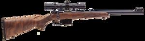 "CZ 03050 CZ 527 Carbine 7.62x39mm 5+1 18.50"" Blued Turkish Walnut Fixed Carbine Style Stock Right Hand"