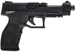 "Taurus 1-TX22C151 TX22 Competition 22 LR 5.25"" 16+1 Black Frame w/Rail Black Anodized Aluminum Slide Black Polymer Grip"