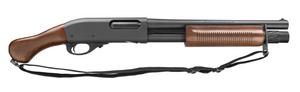 870 TAC-14 12/14 BL/WD 3Pistol GripTwin Action Bars