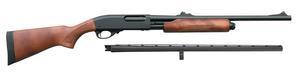 870 EXPRESS COMBO 12GA 312/20 & 12/26 COMBO26 Vent-Rib BarrelTwin Action Bars20 Rifled Slug Barrel with RS