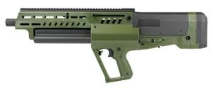 """IWI US TS12G Tavor TS12 12 Gauge 3""""  18.50"""" 15+1 OD Green Black Fixed Bullpup Stock"""