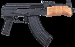 "Century Arms HG2137N Draco Mini 7.62x39mm 7.50"" 30+1 Black"