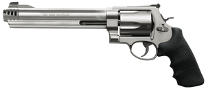 """Smith & Wesson 163460 460 XVR 460 S&W Mag 5 round 8.38"""" Stainless Steel Black Polymer"""