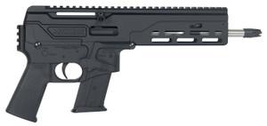 "Diamondback DBX57CFB DBX57  CF 5.7x28mm 8"" 20+1 Black Hard Coat Anodized Stainless Steel Black Magpul MOE K Grip"