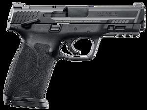Smith & Wesson 11526 M&P 45 M2.0 45 ACP Double  4.60 10+1 Black Interchangeable Backstrap Grip Black Armornite Stainless Steel Slide
