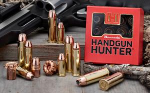 Hornady 90281 Handgun Hunter 9mm Luger +P 115 gr MonoFlex 25 rounds