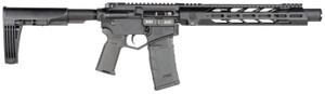 """Diamondback DB15P300DS10B DB15 300 Blackout 10"""" 30+1 Black Magpul MOE-K2+ Grip Gearhead Works Tailhook Mod2 Brace MBUS Sights"""