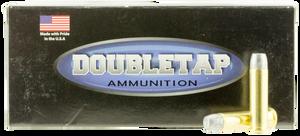 DoubleTap Ammunition 357M180HC Hunter  357 Mag 180 gr Hard Cast Solid (HCSLD) 20 rounds