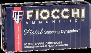 Fiocchi 40SWA Shooting Dynamics  40 S&W  170 GR Full Metal Jacket Truncated-Cone 50 Bx/ 20 Cs