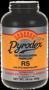 Hodgdon RS Pyrodex RS Muzzleloader/Shotgun Powder Multi-Caliber 1 lb
