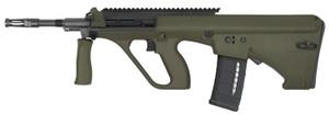 Steyr AUGM1GRNNATOEXT  AUG A3 M1 NATO 223 Rem5.56x45mm NATO 16 30+1 Black OD Green Fixed Bullpup Stock