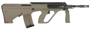 """Steyr Arms AUGM1MUDEXT AUG A3 M1 223 Rem,5.56x45mm NATO 16"""" 30+1 Black Mud Fixed Bullpup Stock"""