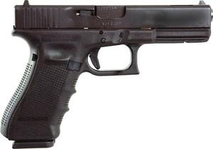GLOCK 17C 9MM GEN4 FIXED SIGHT COMPENSATED 17-SHOT BLACK <