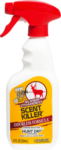 Wildlife Research 552 Scent Killer Super Charged Liquid Odor Eliminator 12 oz