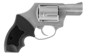 Charter Arms 73811 Undercover Standard Revolver Double 38 Special 2 5 Rd Black Rubber Grip Stainless