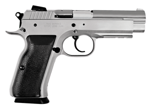 EAA 999220 Witness  10mm Auto 4.50 14+1 Stainless Steel Black Synthetic Grip