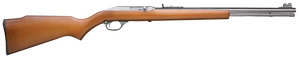 Marlin 70630 60  22 LR 14+1 19 Stainless Steel Walnut Monte Carlo Stock Right Hand