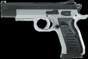 EAA 600650 Witness  10mm Auto Single 4.75 14+1 Black Synthetic Grip Black Slide