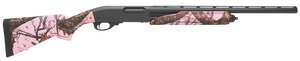 Remington Firearms 81150 870 Express Compact Pump 20 Gauge 21 4+1 3 Mossy Oak Pink Blaze Fixed Stock Blued Steel Receiver