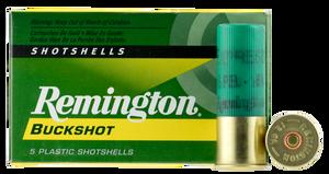 Remington Ammunition 12BK1 Express  12 Gauge 2.75 16 Pellets 1 Buck Shot 5 Bx/ 50 Cs