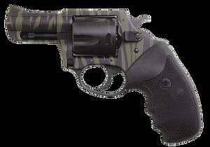 Charter Arms 24420 Bulldog Tiger I 44 S&W Special 2.50 5 Round OD Green Tiger Stripe Black Rubber Grip
