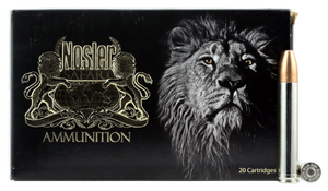 Nosler 40624 Safari  458 Win Mag 500 GR Nosler Partition 20 Bx/ 10 Cs
