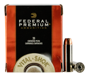 Federal P41SA Premium  41 Remington Magnum 210 GR SWift A-Frame Vital-Shok (SAFVT) 20 Bx/ 10 Cs