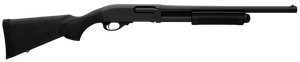 Remington Firearms 25549 870 Express Tactical Pump 12 Gauge 18.50 4+1 3 Black Fixed Synthetic Stock Blued Steel Receiver
