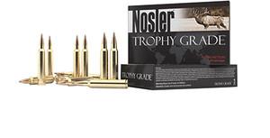 Nosler 60155 Trophy Grade Long Range 28 Nosler 175 GR AccuBond Long Range 20 Bx/ 10 Cs