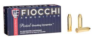 Fiocchi Ammunition 357 Mag 142gr FMJ