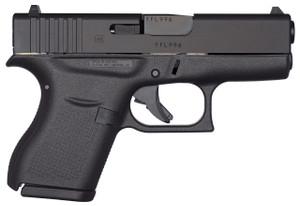 Glock G43 43 9mm 6+1 Fixed Sights