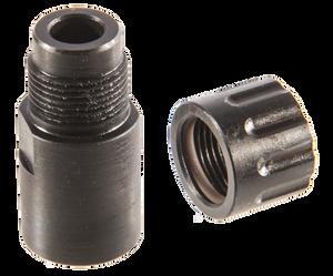 SilencerCo AC115 Rimfire Adapter .5x20 to .5x28 Steel