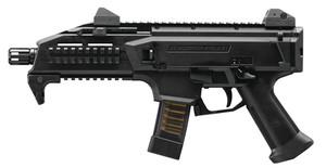 CZU CZ Scorpion EVO 3 S1 9mm 7.75 Inch Barrel Low-Profile Sights Picatinny Rail 20 Round
