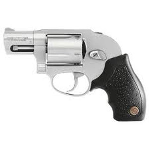 """Taurus 651 Protector Small Frame Revolver 2651129, 357 Magnum, 2"""", Soft Rubber Grip, Matte Stainless Finish, 5 Rd"""