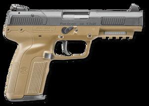 FN Five-seveN® FDE 5.7x28 Model 3868929350 UPC 845737003364