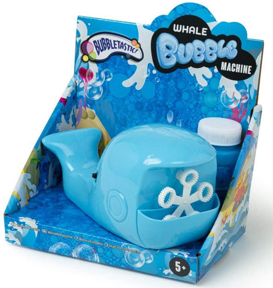 Grafix Bubbletastic Whale Bubble Machine