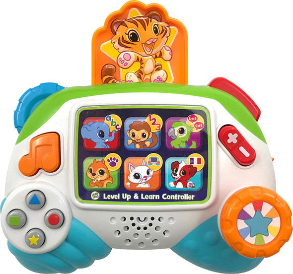 LeapFrog Level Up and Learn Controller (Green)