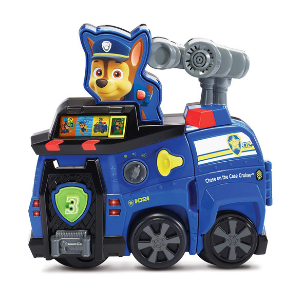 VTech 190303 Paw Patrol Chase on the Case Cruiser